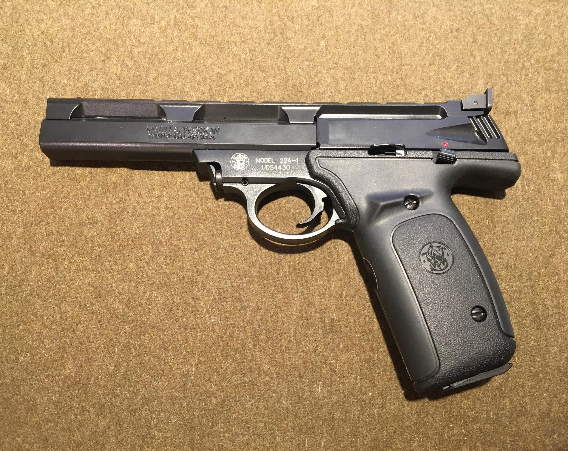 S&W Modell 22A1-1