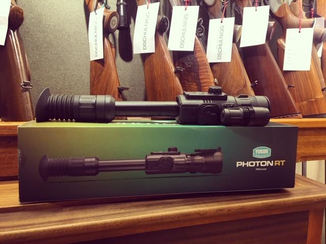Yukon Digital Riflescope